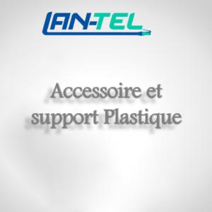 Accessoire et support plastique